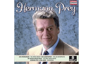 Hermann Prey - Hermann Prey Edition - (CD)