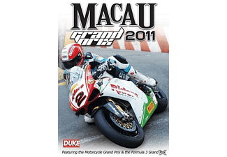 Macau Grand Prix 2011 - (DVD)