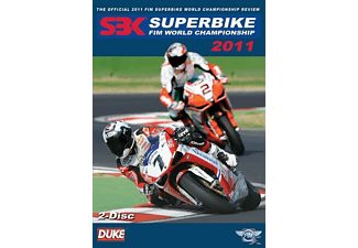 2011 World Superbike Review - (DVD)