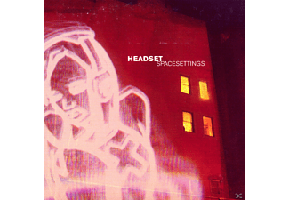 Headset - Spacesettings [CD]