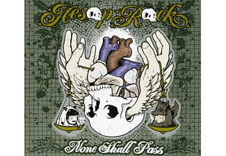 Aesop Rock - None Shall Pass - (CD)