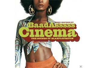 VARIOUS - Baadassss Cinema - The Sounds Of Blaxploitation [CD]