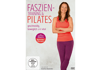 Faszien-Training & Pilates - (DVD)