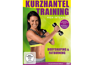 Kurzhantel Training High Intensity - (DVD)