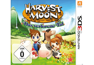 Harvest Moon: The Lost Valley [Nintendo 3DS]
