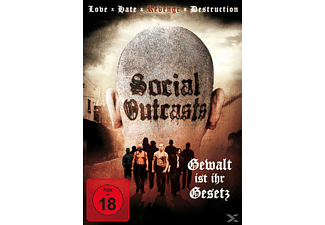 Social Outcasts - (DVD)