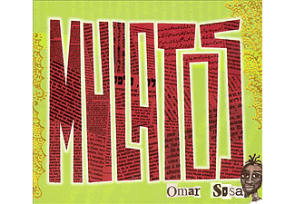 Omar Sosa - Mulatos (CD)