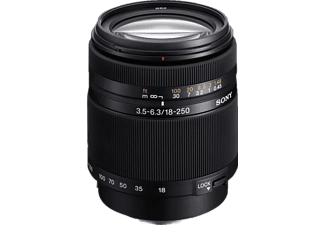 SONY DT 18-250mm F3.5-6.3 (SAL18250.AE)