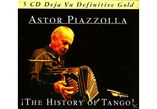 Astor Piazzolla - The History Of Tango - (CD)