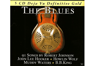 VARIOUS - The Blues-Definitive Gold - (CD)