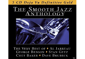 VARIOUS - Smooth Jazz Anthology - (CD)