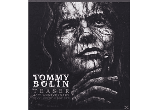 Tommy Bolin - Teaser-40th Anniversary Vinyledition Box Set - (LP + Bonus-CD)