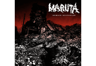 Maruta - Remain Dystopian (Black Vinyl+Mp3) [LP + Download]