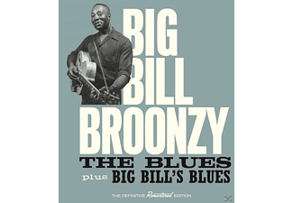 Big Bill Broonzy - The Blues+Big Bill's Blues - (CD)