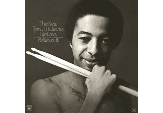 Tony Williams - Believe It - (Vinyl)