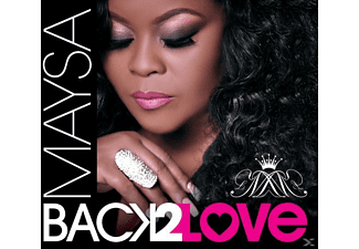 Maysa - Back 2 Love - (CD)