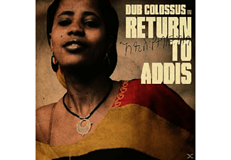 Dub Colossus - Return to Addis - (CD)