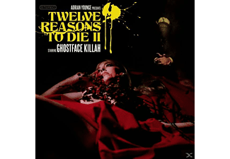 Ghostface Killah;Adrian Younge - Adrian Younge Pres. 12 Reasons To Die Ii - (CD)