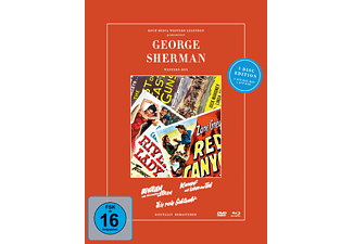 Edition Western-Legenden: George Sherman Collection [Blu-ray]