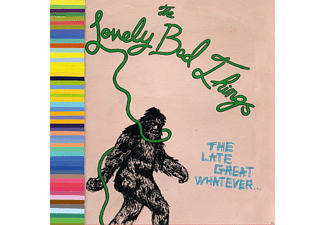 The Lovely Bad Things - The Late Great Whatever - (CD)