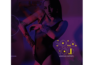 Various - Soca Gold 2015 - (CD + DVD)