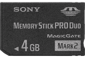 SONY MPE Carte mémoire PRO Duo 4 GB (MS-MT4G)