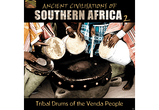 VARIOUS - Ancient Civilisations Of Southern Africa - Tribal Drums Of The Venda People [CD]