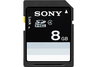SONY MPE Geheugenkaart SDHC 8 GB Class 4 (SF8N4)