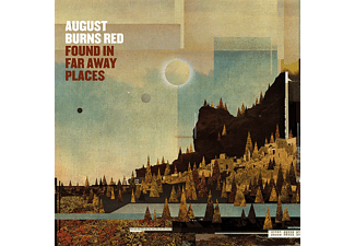 August Burns Red - Found In Far Away Places [CD]