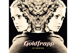 Goldfrapp - Felt Mountain (White Vinyl) - (LP + Download)