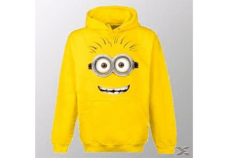 Dave Smile (Hoodie L/Yellow)