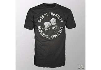 Sons Of Ironists (Shirt L/Black)