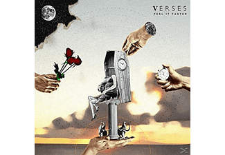 Verses - Feel It Faster [CD]