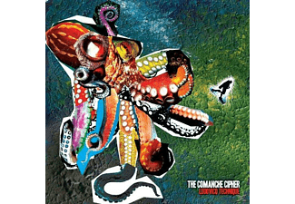 Comanche Cipher - The Ludivico Technique [CD]