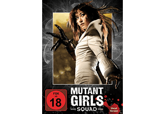 Mutant Girls Squad - Uncut [DVD]