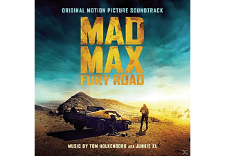 Junkie Xl - Mad Max: Fury Road/OST - (CD)
