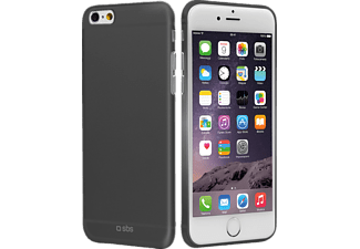 SBS MOBILE Extraslim Cover - iPhone 6 (Svart)