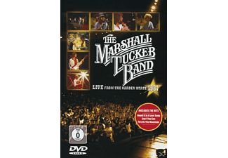 The Marshall Tucker Band - Live From The Garden State 1981 - (DVD)