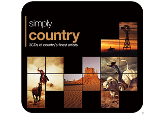 VARIOUS - Simply Country [CD]