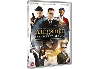 Kingsman the Secret Service Action DVD