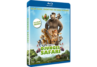 Djungelsafari Barn Blu-ray
