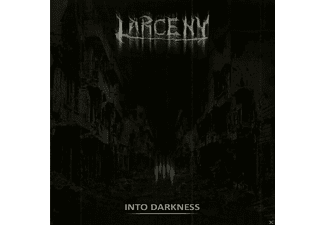 Larceny - Into Darkness - (CD)