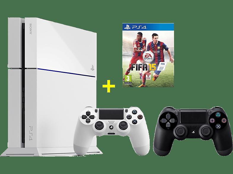 SONY-PlayStation-4--500GB-Wei%C3%9F-inkl