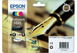 EPSON T1636 Multipack 4-färger XL