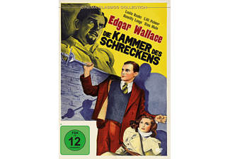 Edgar Wallace: Die Kammer des Schreckens (Cinema Classics Collection) [DVD]