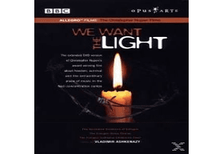 Cologne Opera Chorus - We Want The Light - (DVD)