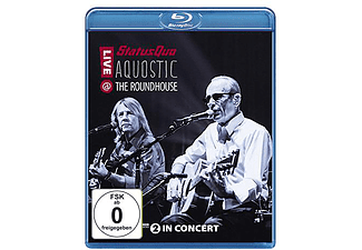 Status Quo - Aquostic - Live at The Roundhouse (Blu-ray)