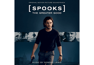 Ost-original Soundtrack Tv - Spooks-The Greater Good/Spooks-Im Visier Des Mi5 [CD]