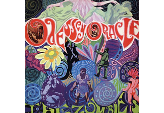 The Zombies - Odessey And Oracle (Vinyl LP (nagylemez))