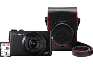 CANON PowerShot G7 X Premium Kit Black